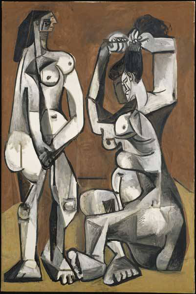 Yep It S A Picasso Walk The Line